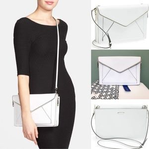 Rebecca Minkoff  | Marlowe Envelope Crossbody Bag